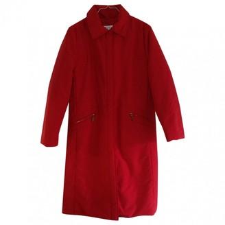 Marella Red Coat for Women