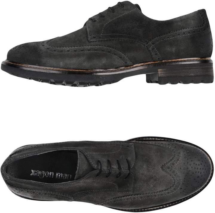 Xagon Man Lace-up shoes