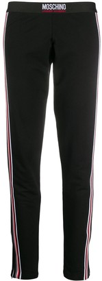 Moschino Side-Stripe Track Pants