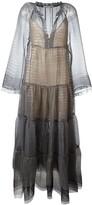 Stella McCartney Flared Circle Star Dress