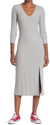 NSR Willow Rib Knit Dress
