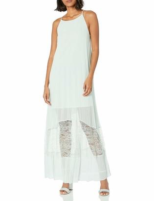 BCBGeneration Women's Pleated Maxi Dress