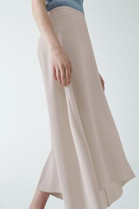 Cos Long Asymmetric Skirt