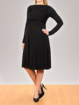Apeainthepod Bailey 44 Long Sleeve Maternity Dress