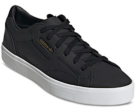 adidas Women's Sleek Low Top Lace-Up Sneakers