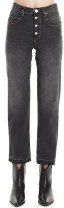 Etoile Isabel Marant Straight Leg Jeans