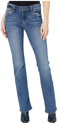 KUT from the Kloth Natalie Bootcut in Music (Music) Women's Jeans