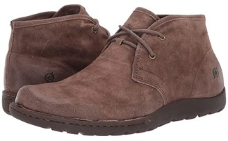 Børn Nigel Chukka (Taupe Distressed) Men's Lace-up Boots