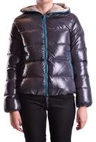 Duvetica Women's Blue Polyamide Down Jacket.