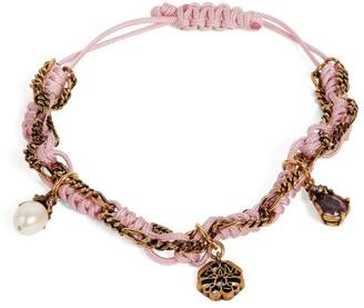Alexander McQueen Charm Bracelet