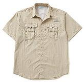 Columbia PFG Bahama II Solid Short-Sleeve Shirt