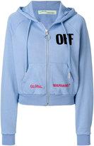 Off-White Global Warming hoodie