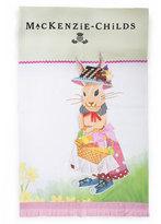 Mackenzie Childs MacKenzie-Childs Bunny Dish Towel