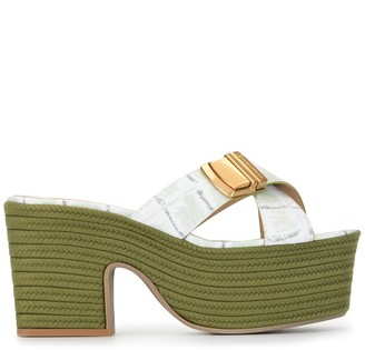 Jacquemus Tatanes platform sandals