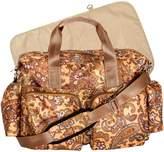 Trend Lab Deluxe Duffle Diaper Bag