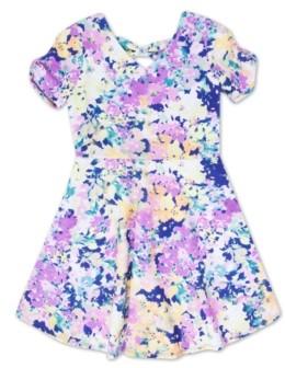 Speechless Big Girls Floral Dress
