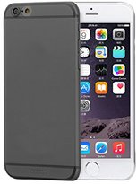 iPhone 6S Plus Case, Lookatool® for iPhone 6S Plus Matte Polypropylene Hard Case Cover Skin (Black)