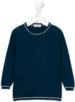Amelia Milano - crew neck jumper - kids - Cotton - 4 yrs