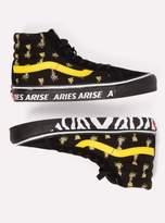 Aries Vans x Tiger Sk8-Hi Reissue (Black)
