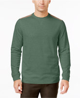 Tasso Elba Men's Shoulder Patch Sweater, Only at Macy's