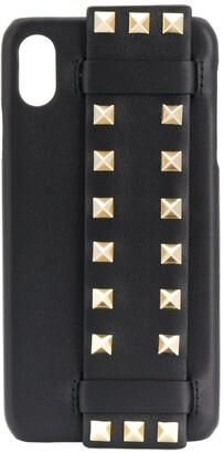 Valentino Garavani Rockstud Iphone X phone case