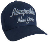 Aeropostale Mens Aero New York Script Fitted Hat