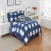 Izod Buffalo Plaid Queen Comforter Set