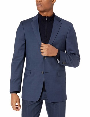Tommy Hilfiger Men's Big and Tall Modern Fit Suit Separate with Stretch (Blazer & Pant)