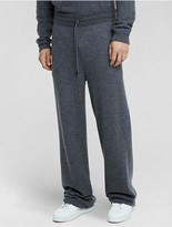 Calvin Klein Collection Boiled Cashmere Lounge Pant