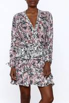 IRO Marta Print Dress