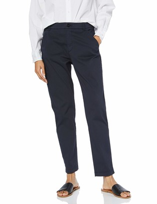 BOSS Women's Sachini1-d Regular Fit Trouser