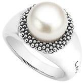Lagos 'Luna' Large Pearl Ring