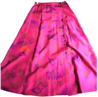 Zadig & Voltaire Purple Silk Skirts