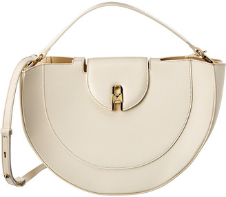 Salar Milano Maggie Leather Shoulder Bag