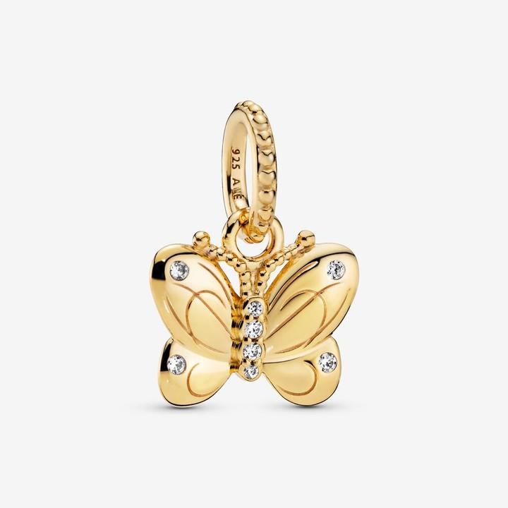 Pandora Butterfly Pendant
