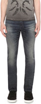 Diesel Thavar 0674x slim-fit tapered jeans
