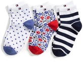 Tommy Hilfiger Ankle Socks 3pk