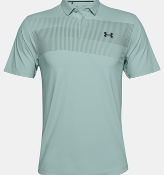 Under Armour Men's UA Iso-Chill Chest Graphic Polo