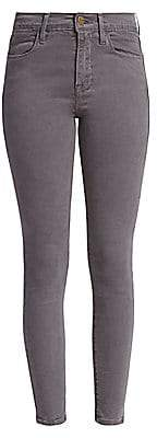 Frame Women's Le High Skinny Sateen Jeans