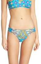 Trina Turk Women's Corsica Bikini Bottoms