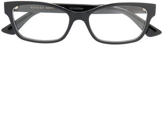 Gucci GG0635O rectangular-frame glasses