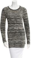 Etoile Isabel Marant Marled Crew Neck Sweater