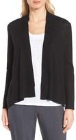 Nordstrom Women's Cashmere & Linen Cardigan