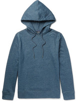 A.P.C. Loopback Cotton-Jersey Hoodie