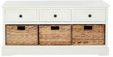 Safavieh Damian 3-Drawer Storage Unit
