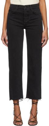 GRLFRND Black The Helena Jeans