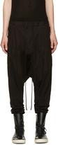 Niløs Black Sarouel Trousers