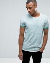 Esprit Slub Crew Neck T-Shirt