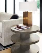Bernhardt Profile 3-Tier Side Table