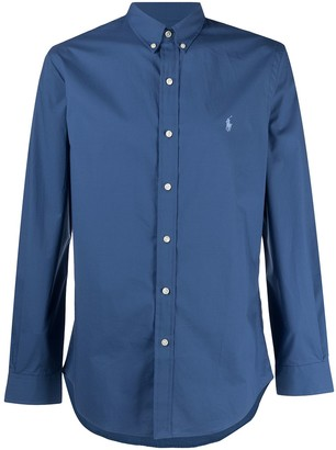 Polo Ralph Lauren Polo Pony embroidery cotton shirt